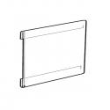 Plakato vokas klijuojamas horizontalus SKY-PVC-TH