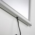 Šviečiantis LED rėmas MR-BB-LD25
