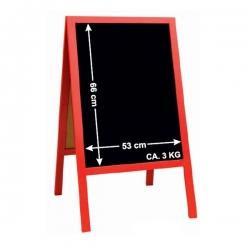 Kreidinis stendas KD-519-C (100x60-3,5 cm)