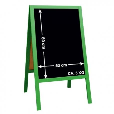 Kreidinis stendas KD-522-C (118x61-4 cm)