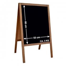 Kreidinis stendas KD-519 (100x60-3,5 cm)