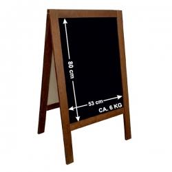 Kreidinis stendas KD-503 (118x65-6 cm)