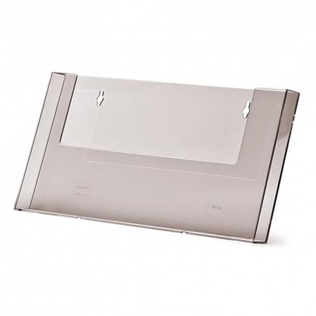 A4 horizontalus pakabinamas bukletų laikiklis