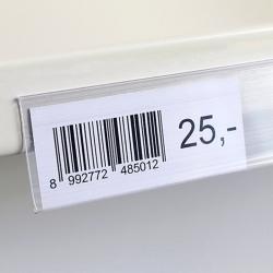 Klijuojama kainų juosta DBR 39